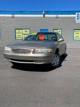 2003 Buick Regal for sale at BIG #1 INC in Brownstown MI