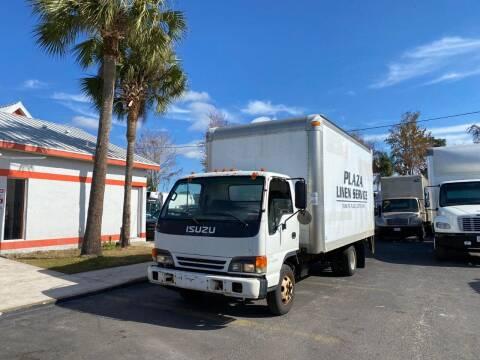 2005 Isuzu NPR for sale at Orange Truck Sales in Orlando FL