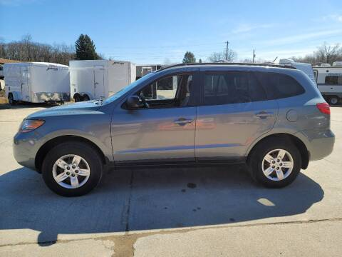 2009 Hyundai Santa Fe for sale at J.R.'s Truck & Auto Sales, Inc. in Butler PA