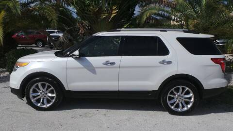 2012 Ford Explorer for sale at Southwest Florida Auto in Fort Myers FL