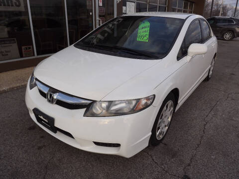 2010 Honda Civic for sale at Arko Auto Sales in Eastlake OH
