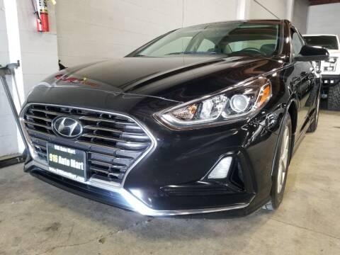 2018 Hyundai Sonata for sale at 916 Auto Mart in Sacramento CA