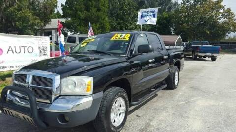2005 Dodge Dakota for sale at GP Auto Connection Group in Haines City FL