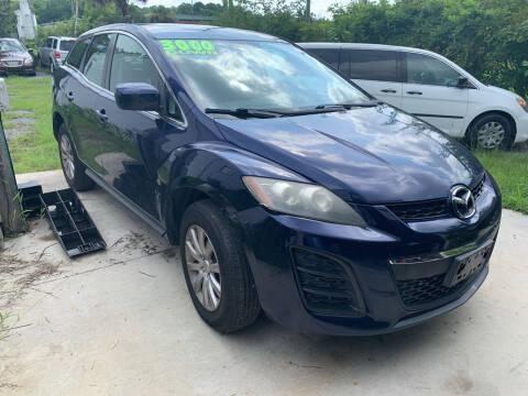 2010 Mazda CX-7 for sale at Auto Mart - Dorchester in North Charleston SC