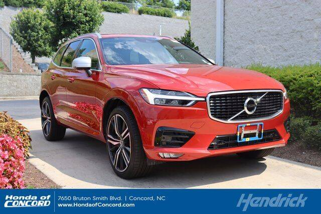 2019 Volvo XC60 for sale in Concord, NC