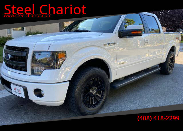 2013 Ford F-150 for sale at Steel Chariot in San Jose CA