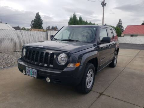 2011 Jeep Patriot for sale at Select Cars & Trucks Inc in Hubbard OR
