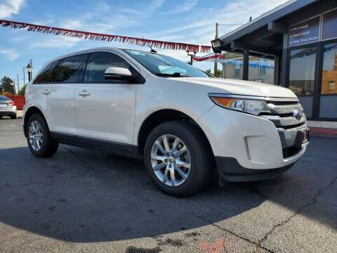 2013 Ford Edge for sale at Michigan city Auto Inc in Michigan City IN