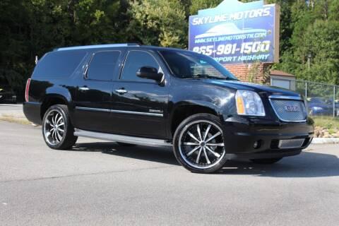2010 GMC Yukon XL for sale at Skyline Motors in Louisville TN