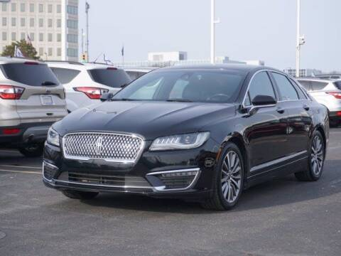 2017 Lincoln MKZ for sale at Work With Me Dave in Southfield MI
