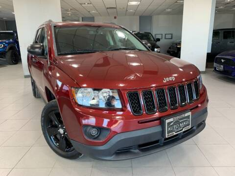 2015 Jeep Compass for sale at Auto Mall of Springfield in Springfield IL
