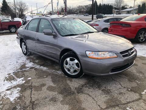 2000 Honda Accord for sale at Wyss Auto in Oak Creek WI