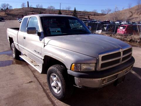 1997 Dodge Ram Pickup 1500 for sale at Barney's Used Cars in Sioux Falls SD