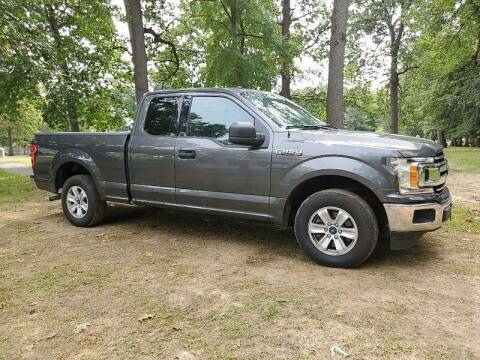 2018 Ford F-150 for sale at CItywide Auto Credit in Oregon OH