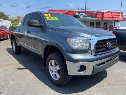 2007 Toyota Tundra for sale at Auto Max of Ventura in Ventura CA