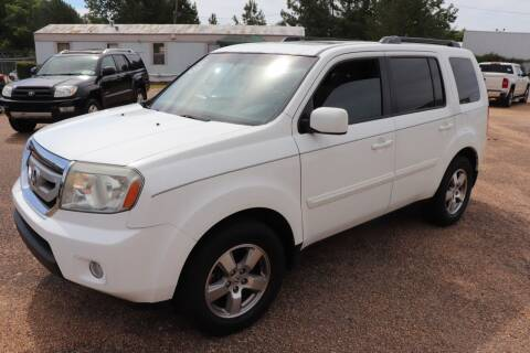 2011 Honda Pilot for sale at Tommy Rice Motors in Byram MS