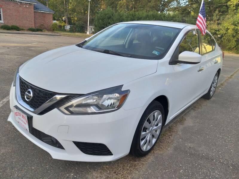 2018 Nissan Sentra for sale at Hilton Motors Inc. in Newport News VA