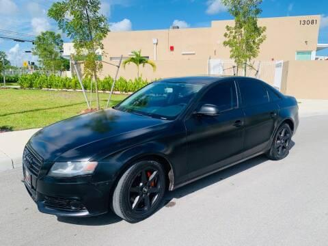 2009 Audi A4 for sale at LA Motors Miami in Miami FL