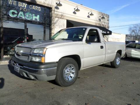 2005 Chevrolet Silverado 1500 for sale at Wilson-Maturo Motors in New Haven Ct CT