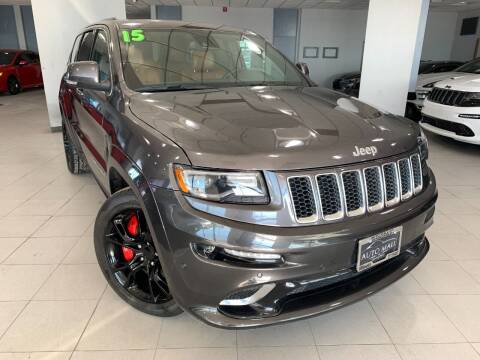 2015 Jeep Grand Cherokee for sale at Auto Mall of Springfield in Springfield IL