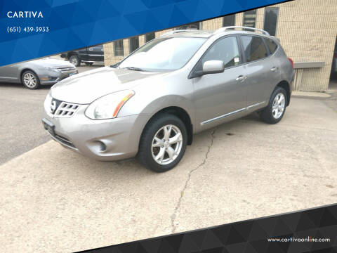 2011 Nissan Rogue for sale at CARTIVA in Stillwater MN