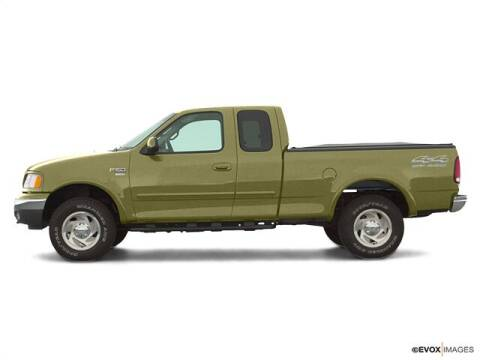 2002 Ford F-150 for sale at Jamerson Auto Sales in Anderson IN