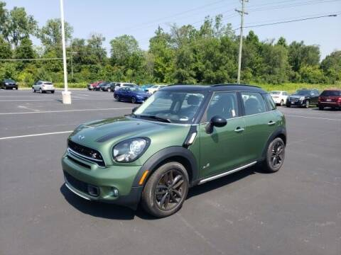 2016 MINI Countryman for sale at White's Honda Toyota of Lima in Lima OH
