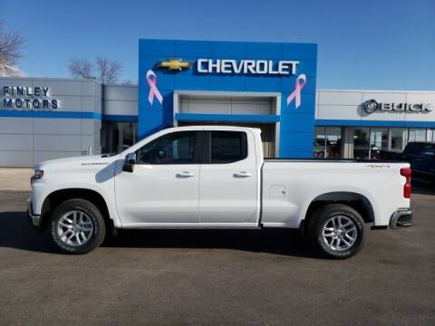 2020 Chevrolet Silverado 1500 for sale at Finley Motors in Finley ND