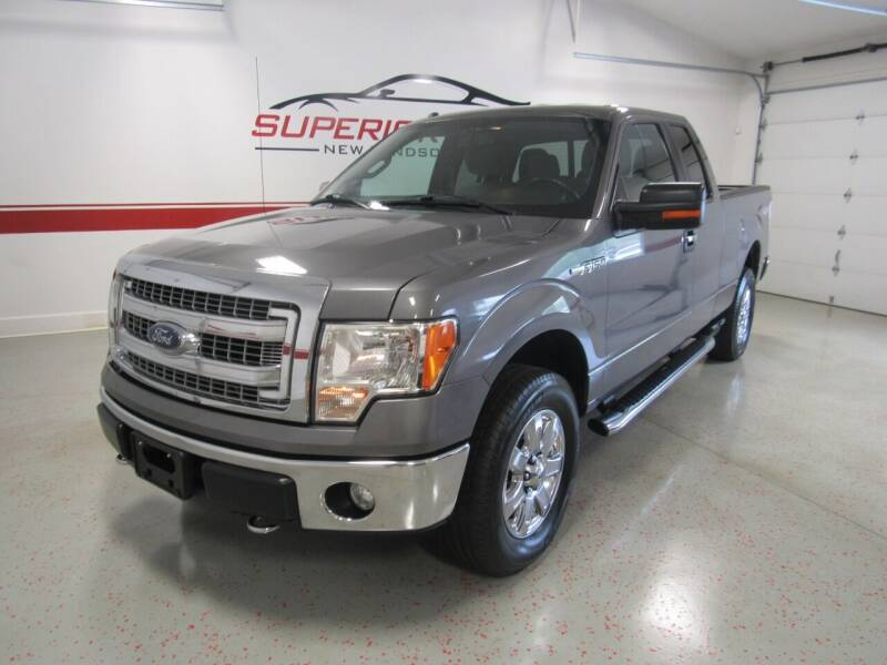 2013 Ford F-150 for sale at Superior Auto Sales in New Windsor NY
