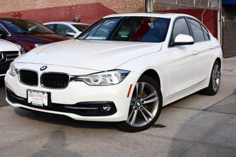 2018 BMW 3 Series for sale at HILLSIDE AUTO MALL INC in Jamaica NY