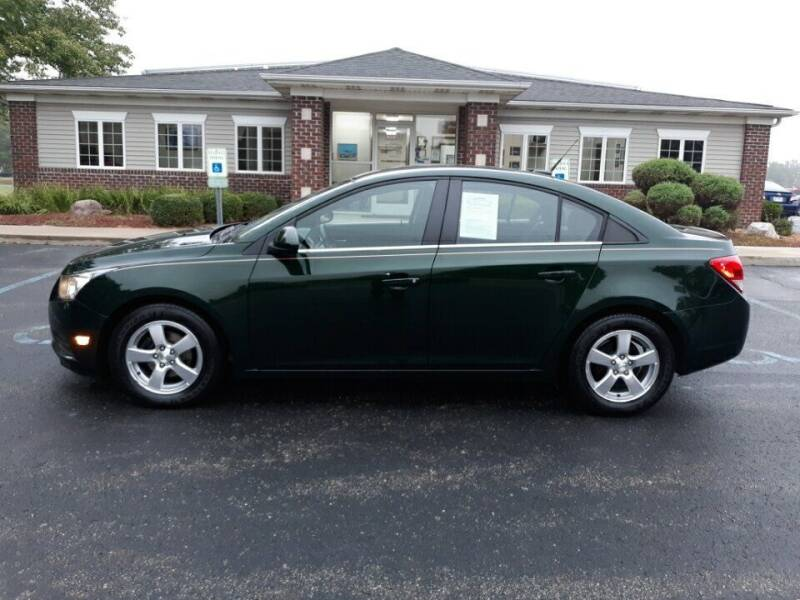 2014 Chevrolet Cruze for sale at Pierce Automotive, Inc. in Antwerp OH