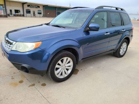 2011 Subaru Forester for sale at BROTHERS AUTO SALES in Eagle Grove IA