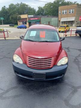 2007 Chrysler PT Cruiser for sale at North Hill Auto Sales in Akron OH