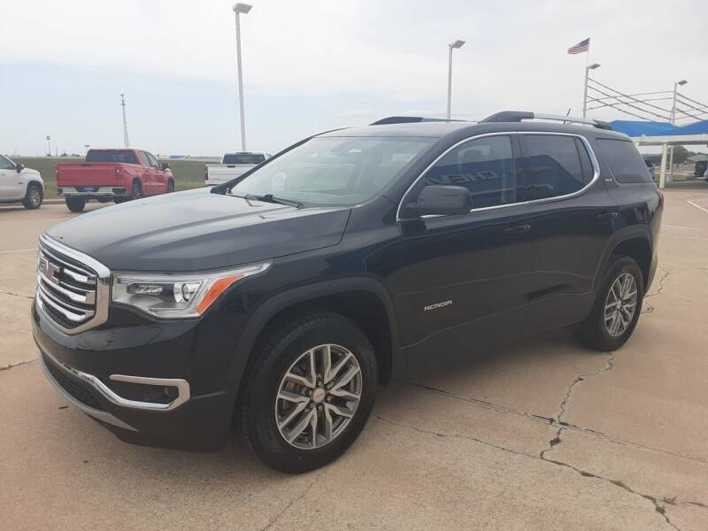 2018 GMC Acadia for sale in Chickasha, OK