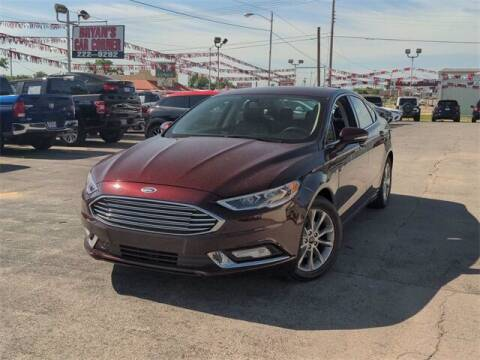 2017 Ford Fusion for sale at Auto Bankruptcy Loans in Chickasha OK