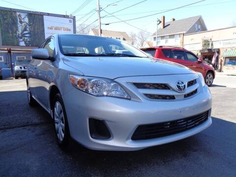 2013 Toyota Corolla for sale at Best Choice Auto Sales Inc in New Bedford MA