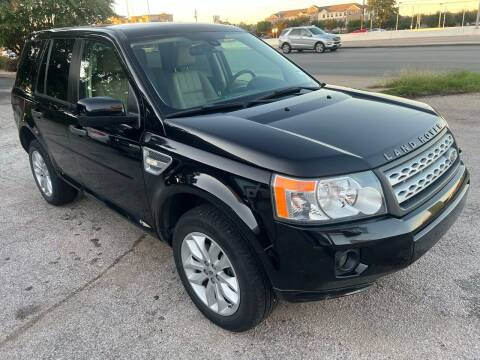 2012 Land Rover LR2 for sale at Austin Direct Auto Sales in Austin TX
