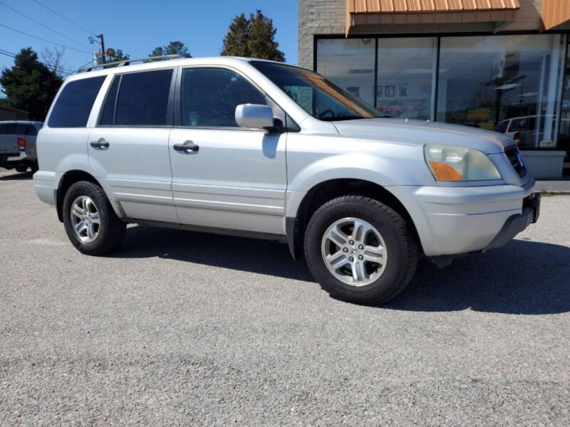 2004 Honda Pilot for sale at Ron's Used Cars in Sumter SC