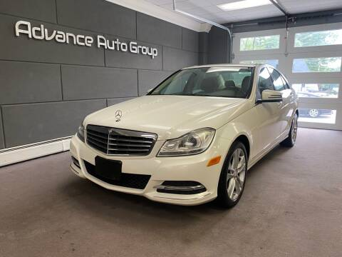 2012 Mercedes-Benz C-Class for sale at Advance Auto Group, LLC in Chichester NH