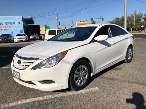 2011 Hyundai Sonata for sale at All Cars & Trucks in North Highlands CA