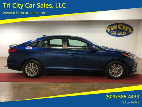 2017 Hyundai Sonata for sale at Tri City Car Sales, LLC in Kennewick WA