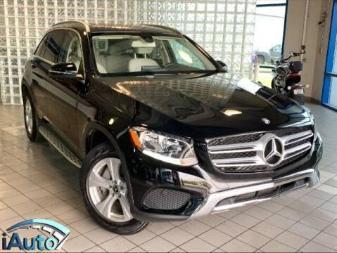 2017 Mercedes-Benz GLC for sale at iAuto in Cincinnati OH