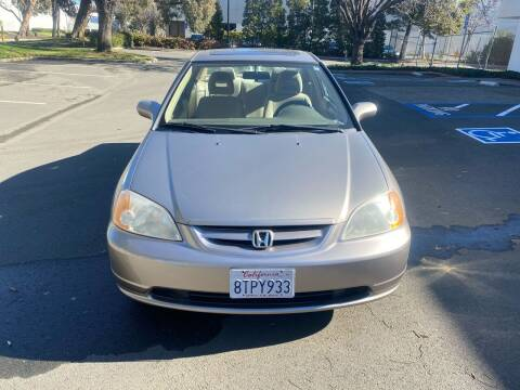 2003 Honda Civic for sale at Sanchez Auto Sales in Newark CA