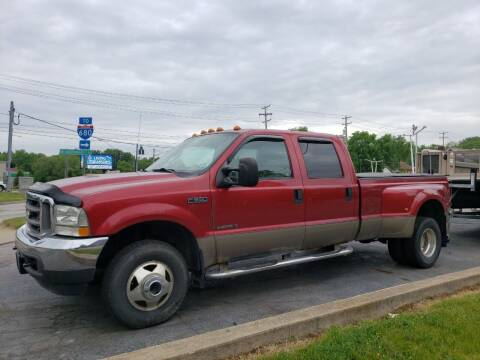 2003 Ford F-350 Super Duty for sale at COLONIAL AUTO SALES in North Lima OH
