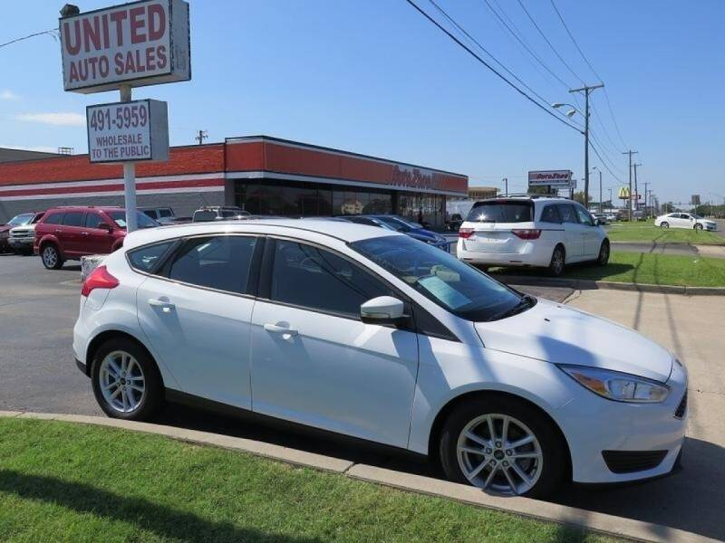 2015 Ford Focus for sale at United Auto Sales in Oklahoma City OK