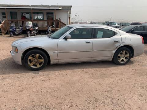 2010 Dodge Charger for sale at PYRAMID MOTORS - Pueblo Lot in Pueblo CO