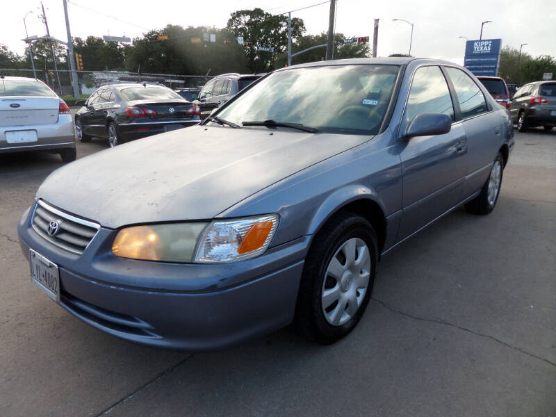 2000 Toyota Camry for sale at West End Motors Inc in Houston TX