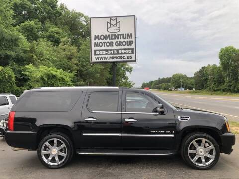 2008 Cadillac Escalade ESV for sale at Momentum Motor Group in Lancaster SC