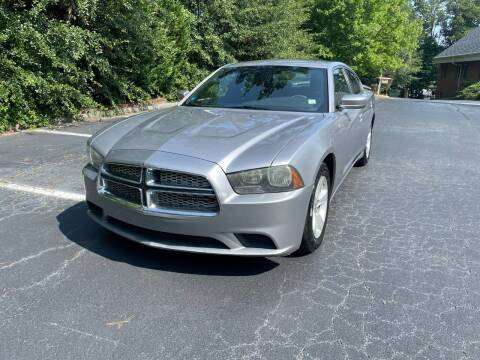 2014 Dodge Charger for sale at SMT Motors in Roswell GA