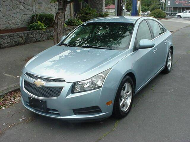 2012 Chevrolet Cruze for sale in Gladstone, OR